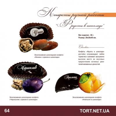 Шоколадная конфета_1