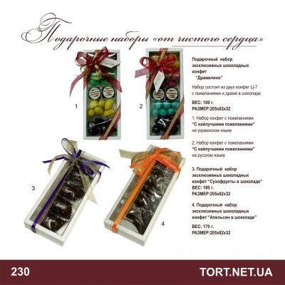 Шоколадная конфета_5