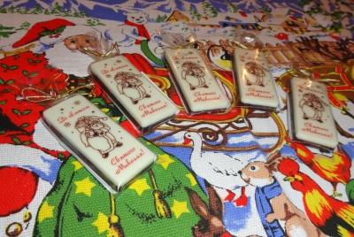 Шоколадка ко дню Святого Николая_2