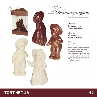 Шоколадный человечек_6