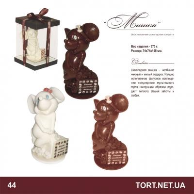Шоколадная фигурка животного_13