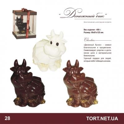 Шоколадная фигурка животного_1