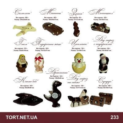 Шоколадный сувенир_15