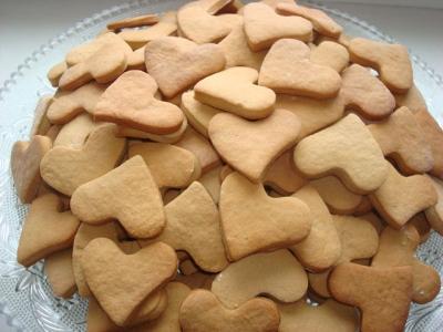 Песочное печенье на заказ