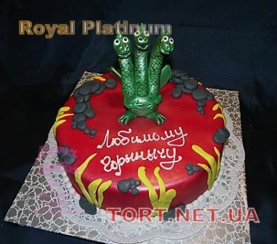 Торт Три богатыря_4