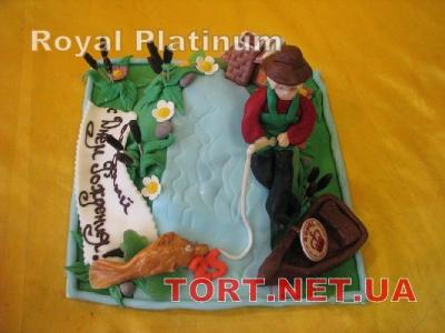 Торт Золотая рыбка_28