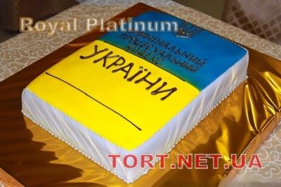 Торт Флаг_3