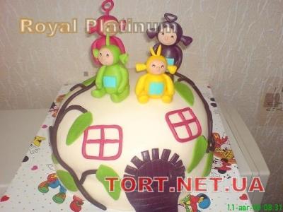 Торт Телепузики_2