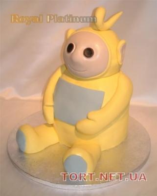 Торт Телепузики_9