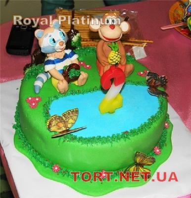 Торт Крошка Енот_1