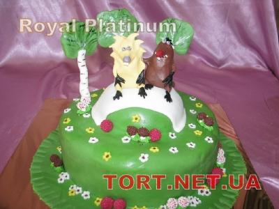 Торт Крутые бобры_1