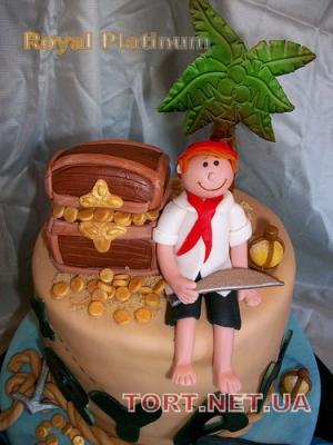 Торт Остров сокровищ_1