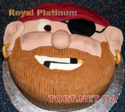 Торт Остров сокровищ_9