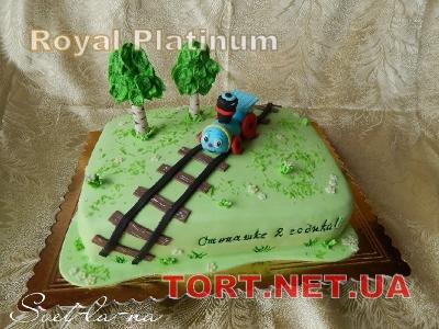 Торт Паровозик из Ромашково_2
