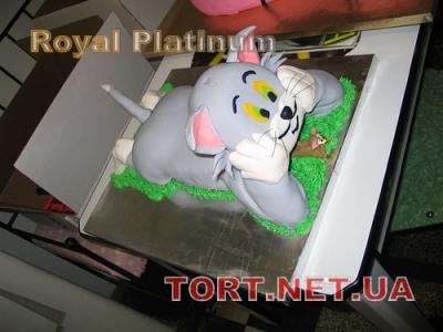 Торт Том и Джери_11