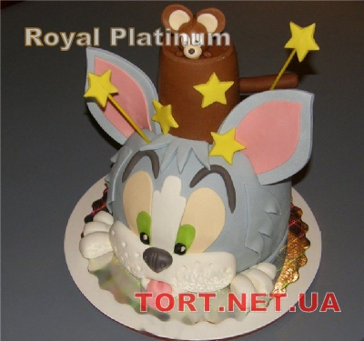Торт Том и Джери_15