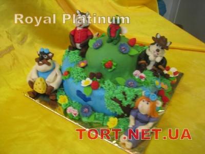 Торт Чип и Дейл_4