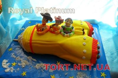 Торт История игрушек_1