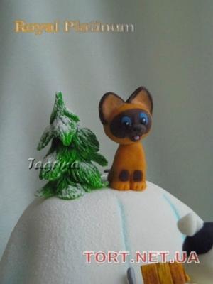 Торт Котенок по имени Гав_6