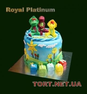 Торт Барни и друзья_13