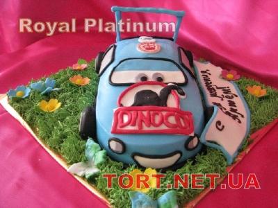 Торт Dinoco_3