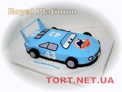 Торт Dinoco_5