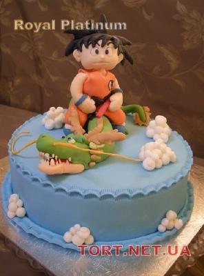 Торт Dragon Ball_1