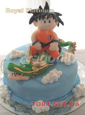 Торт Dragon Ball_2