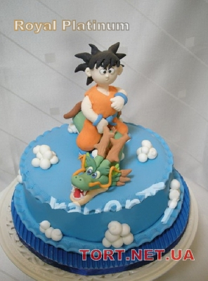 Торт Dragon Ball_3