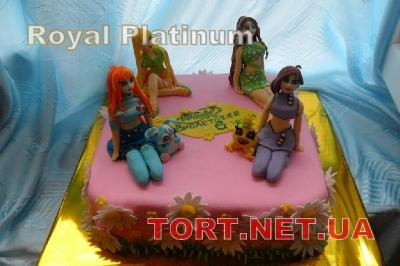Торт Winx Club_6