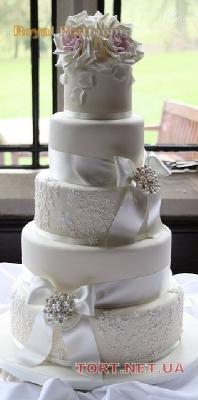Свадебный торт 5 ярусов_10