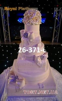 Свадебный торт 6 ярусов_7