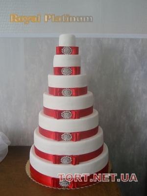 Свадебный торт 7 ярусов_3