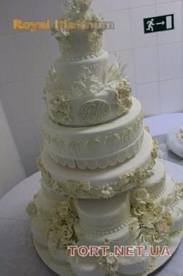 Свадебный торт 8 ярусов_3