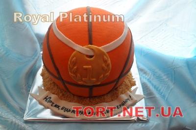 Торт Баскетбол_1