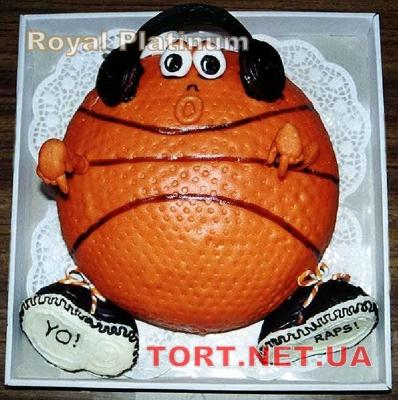 Торт Баскетбол_6