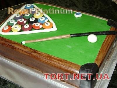 Торт Бильярд_2