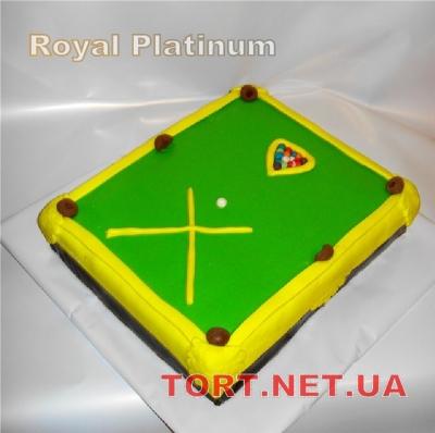 Торт Бильярд_8