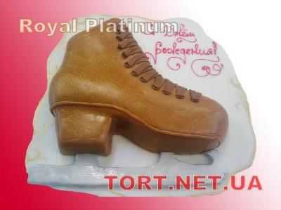 Торт Коньки_3