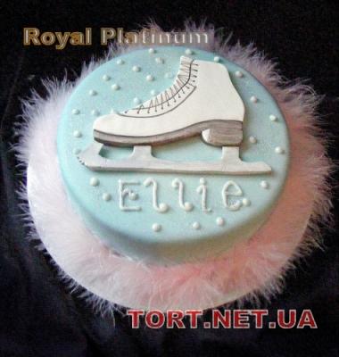 Торт Коньки_4