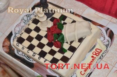 Торт Шахматы_2