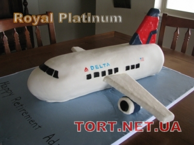 Торт Самолет_16