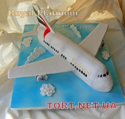 Торт Самолет_21