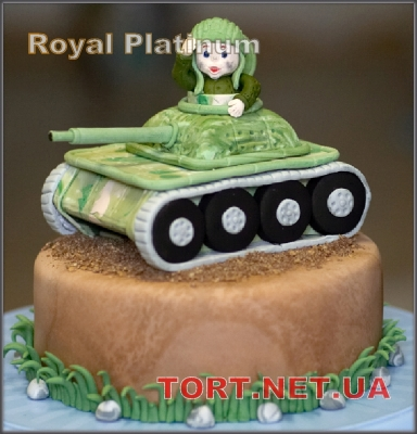 Торт Танк_18
