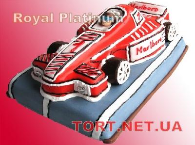 Торт Гоночное авто_19