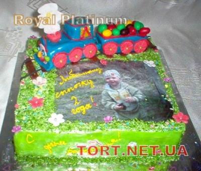 Торт Поезд_20