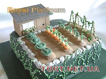 Торт Огород_13