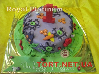 Торт Огород_15