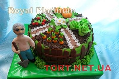 Торт Огород_1