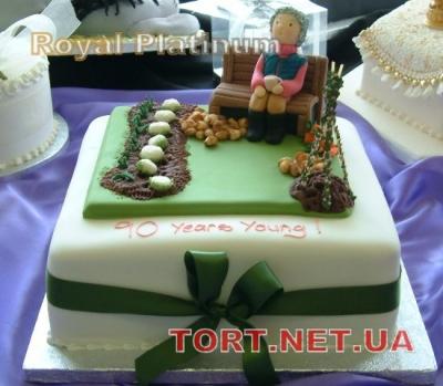 Торт Огород_9